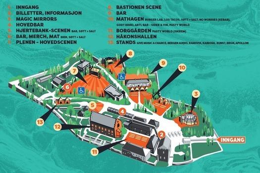 Alt du trenger å vite om Bergenfest!
