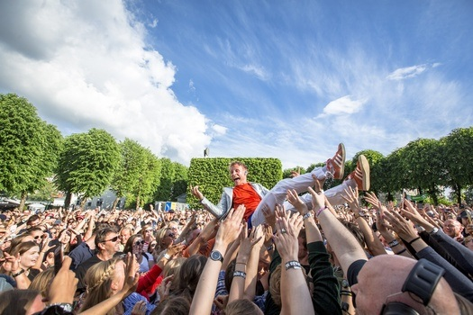 Det er med tungt hjerte vi erkjenner at vi ikke kan gjennomføre Bergenfest 2020