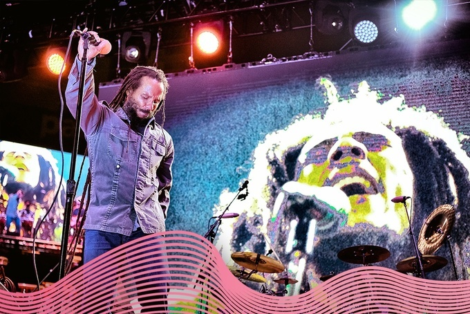 Ziggy Marley: A Live Tribute to his Father